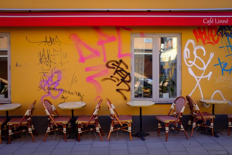 Uppsala café