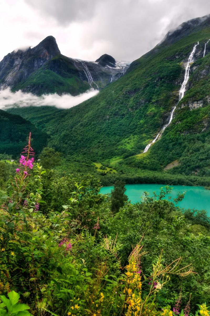 Norwegian valley