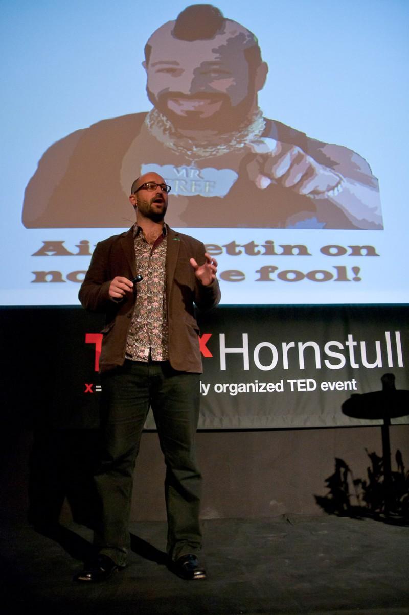 TEDxHornstull