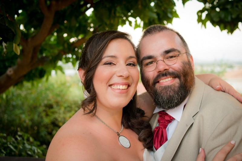 Bröllop - Stella och Oscar Aten 2012