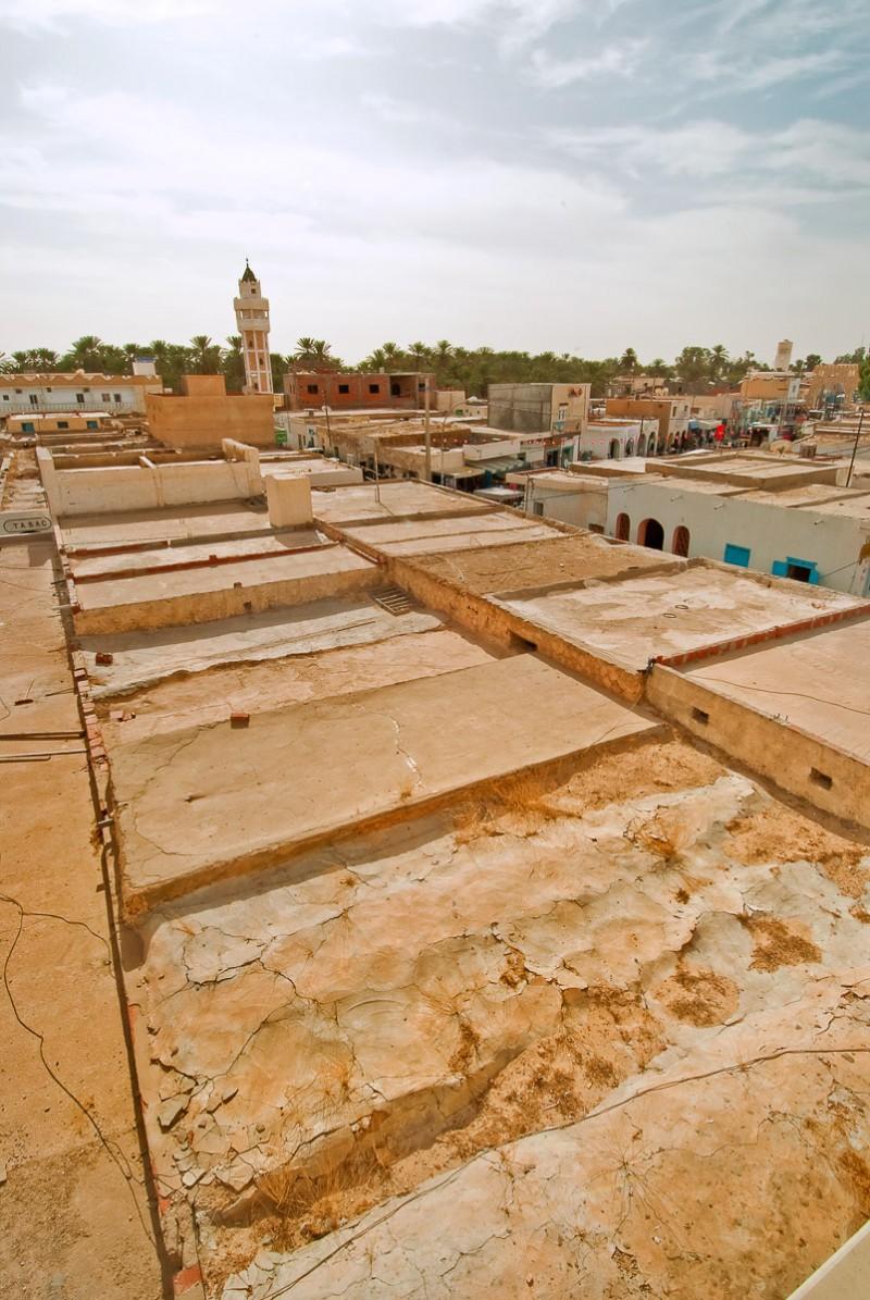 Desert Town Douz