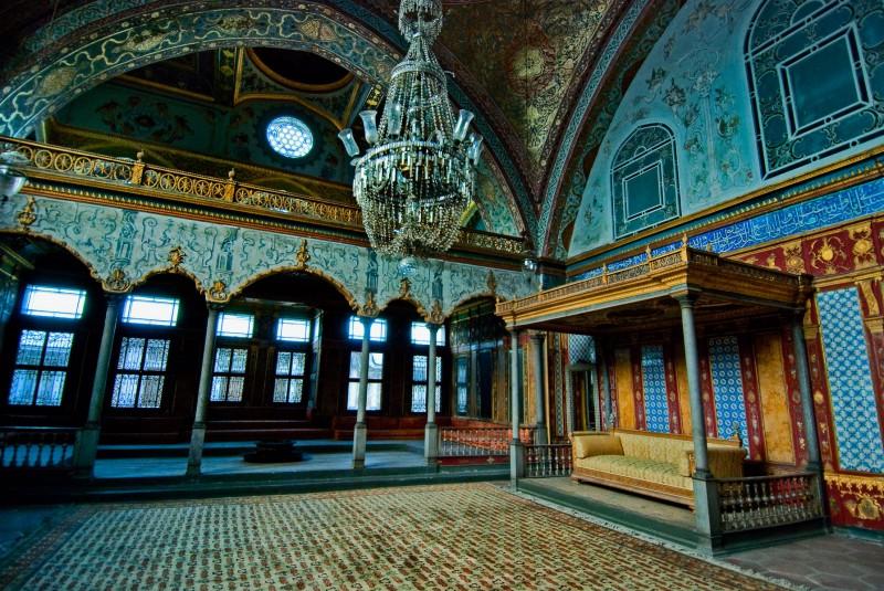 Harem in Istanbul