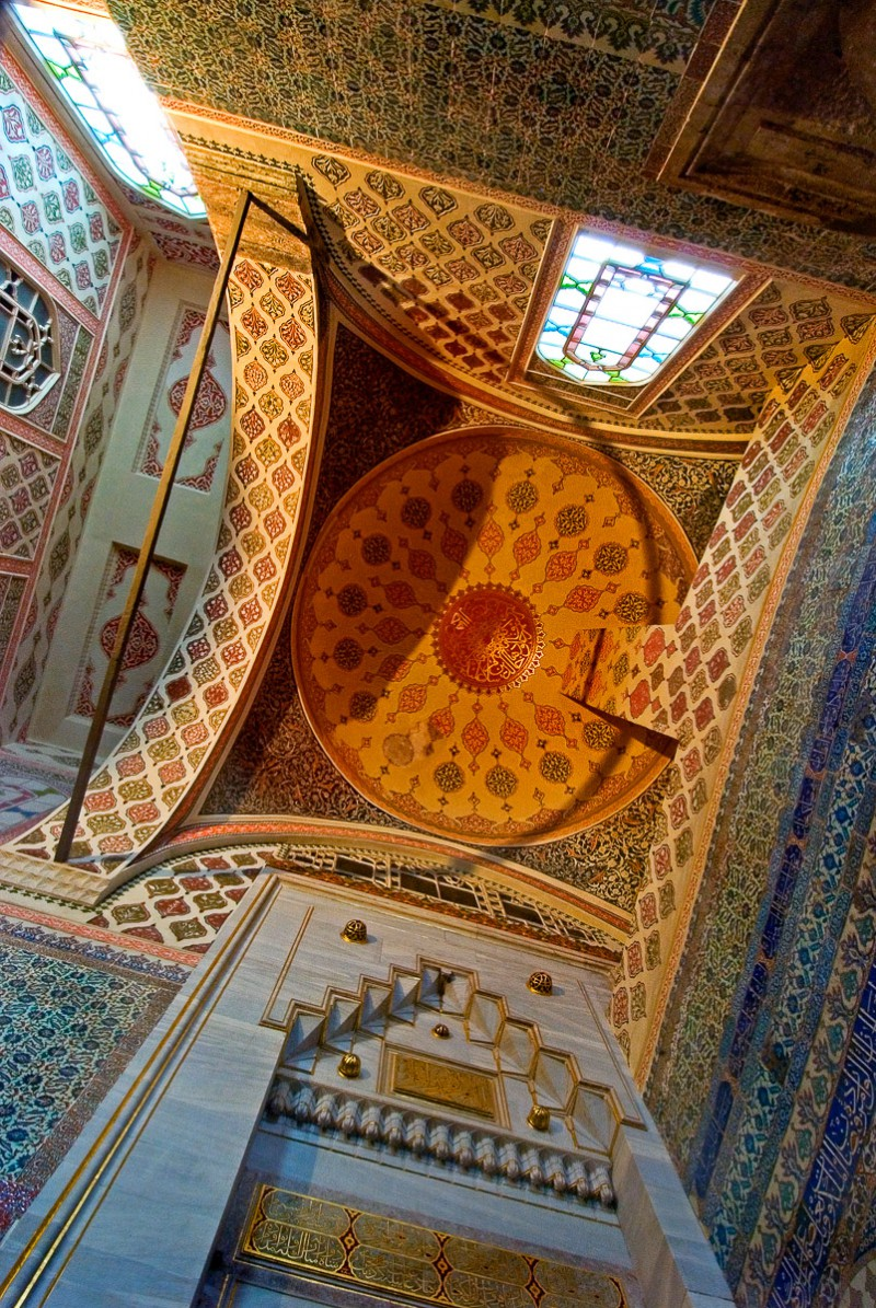 Topkapi patterns