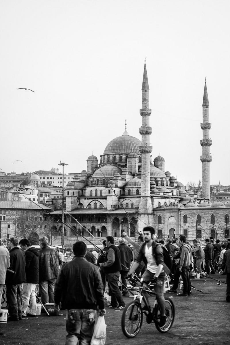 Istanbul bridge