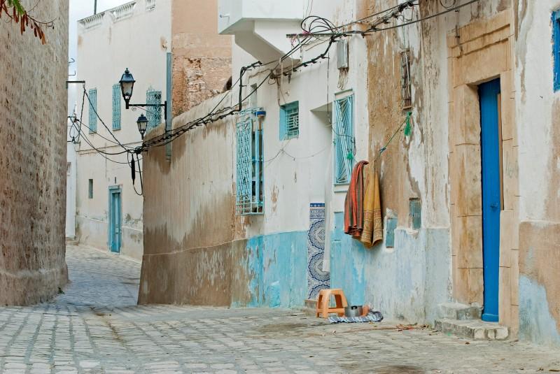 Streets of Tunisia
