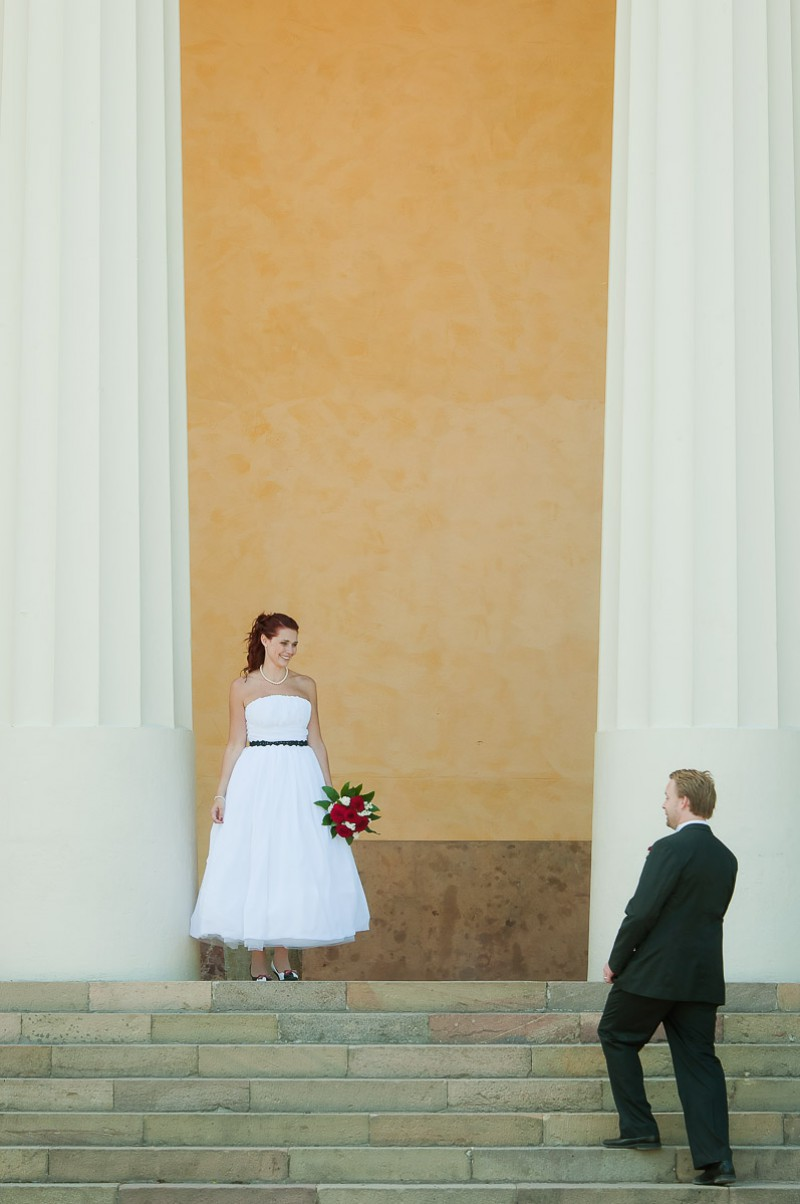 Wedding - Ludde and Ella 2011 in Uppsala
