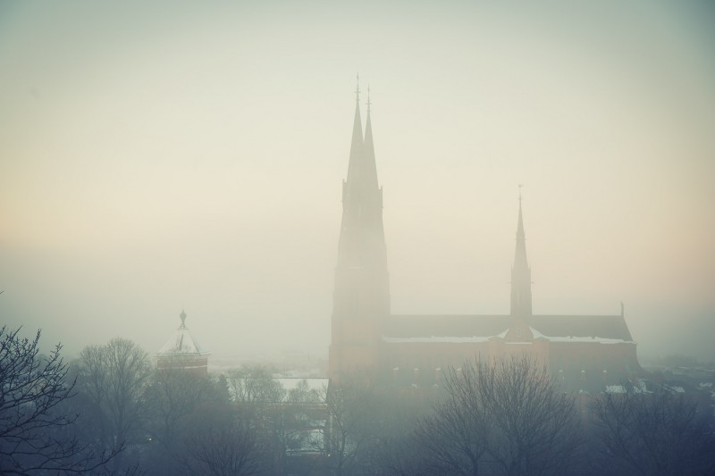 Uppsala winter