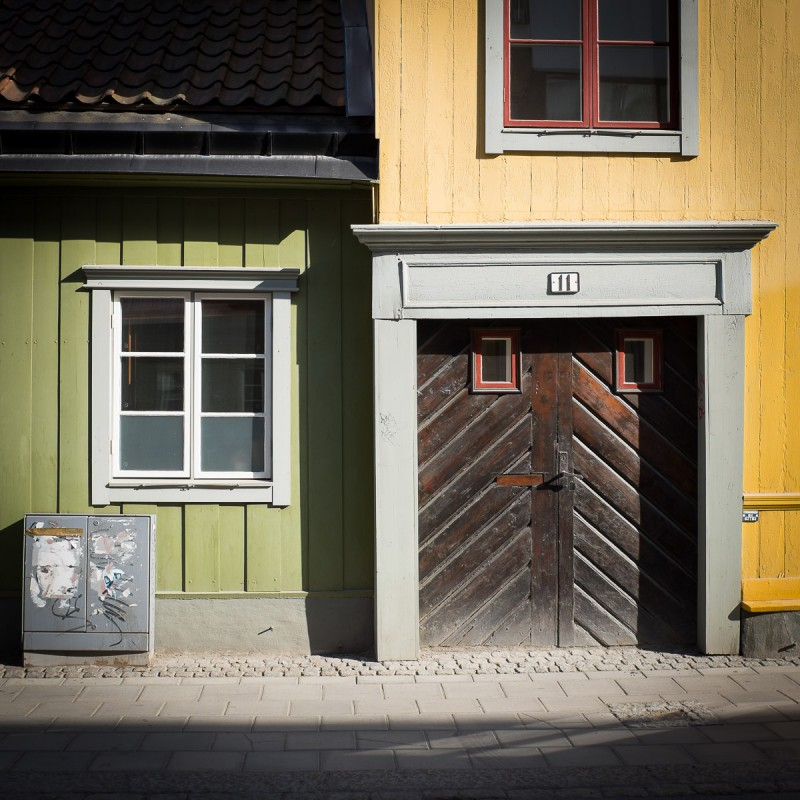Uppsala street