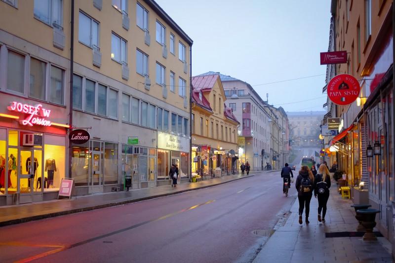 Uppsala centrum
