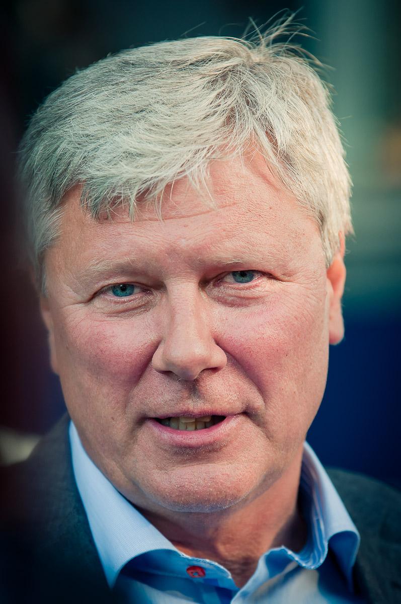 Lars Ohly i Almedalen 2011