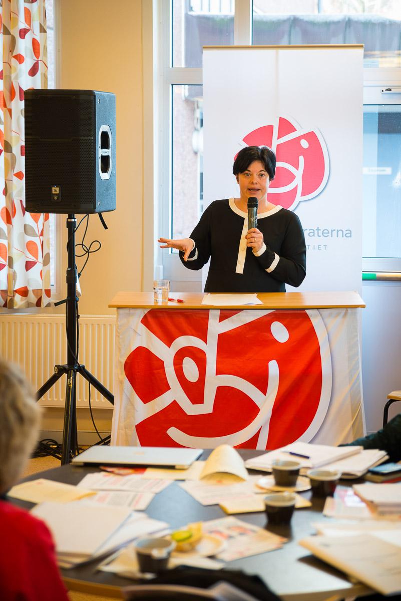 Socialdemokraterna i Uppsalas ??rsmöte 2014