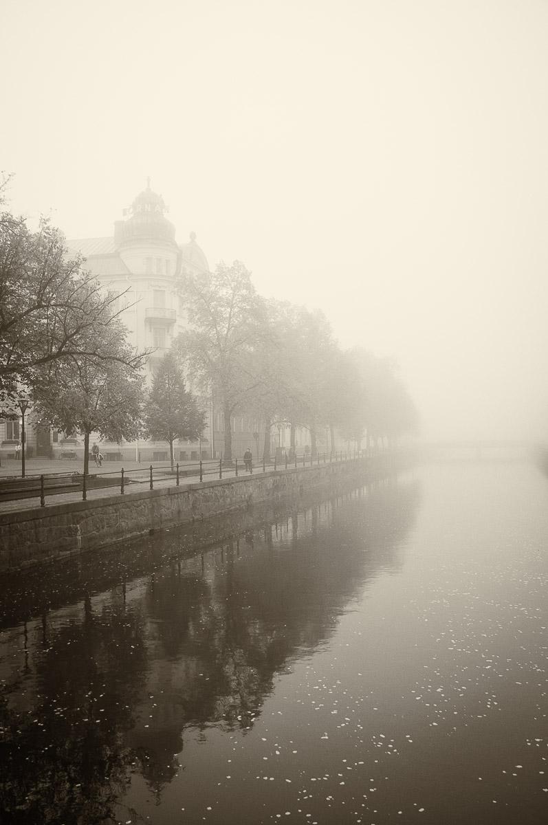 Fyris morning mist