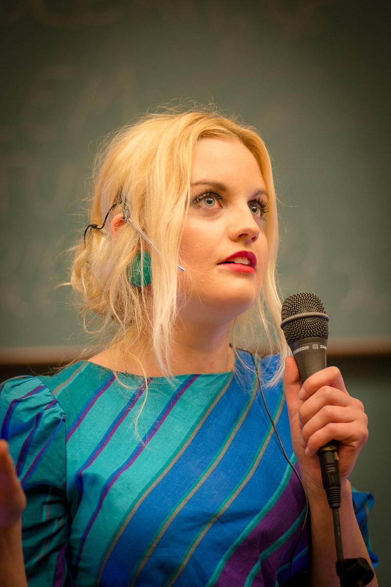 Kawa Zofalgary föreläser i Uppsala hos Laboremus 2012