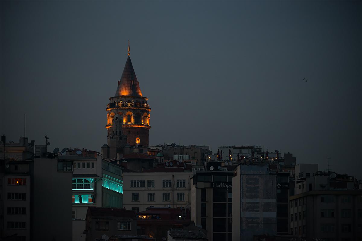 Galgata tower